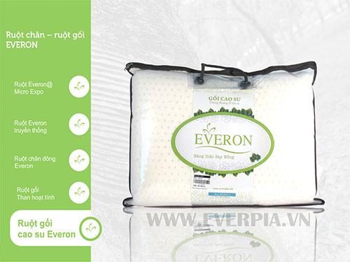 Ruột gối cao su Everon