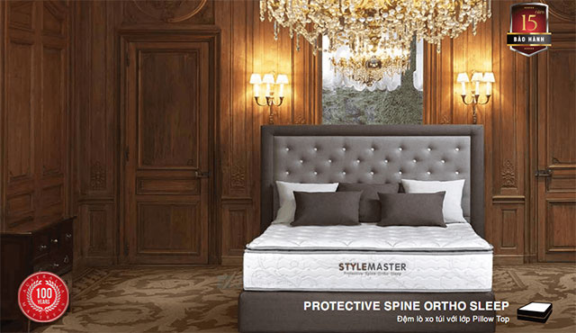 Đệm lò xo Everon Protective Spine Ortho Sleep
