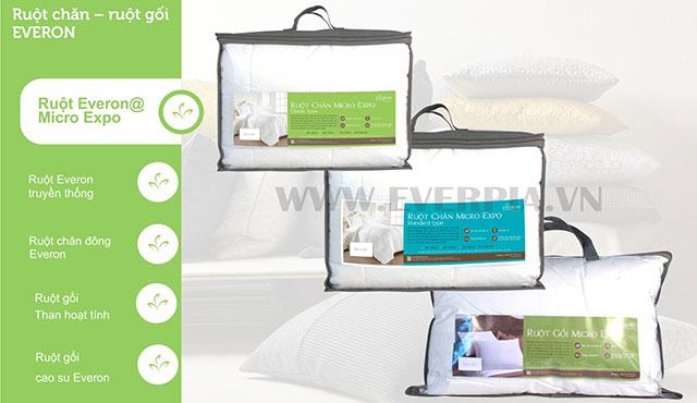 Ruột chăn Everon Micro Expo Standard