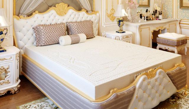 Đệm cao su Kim Cương Luxury